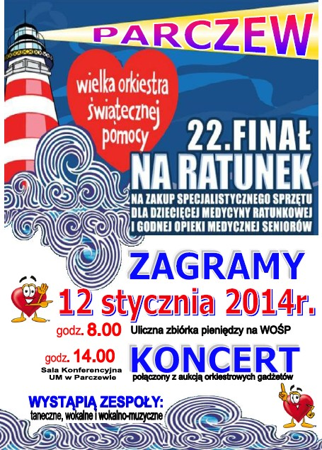 22 WOSP 2014